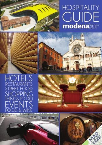 Sono aperte le adesioni al catalogo 'Modena hospitality guide' di Modenatur  |